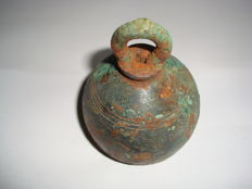 Bronze temple bell from the Angkor period - 71 mm