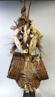 Jipae Body Spirit Mask - Asmat - West-Papua