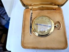 Anonymous — Swiss gents pocket watch ref no 40 — ca 1925