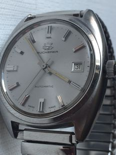 BUCHERER-1888- AUTOMATIC - Men's -1970 Rear