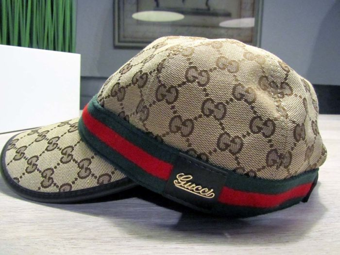 fed0ce28a7614 Gucci – Baseball hat - Catawiki