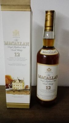 Macallan Rare 12 years old - Sherry Cask