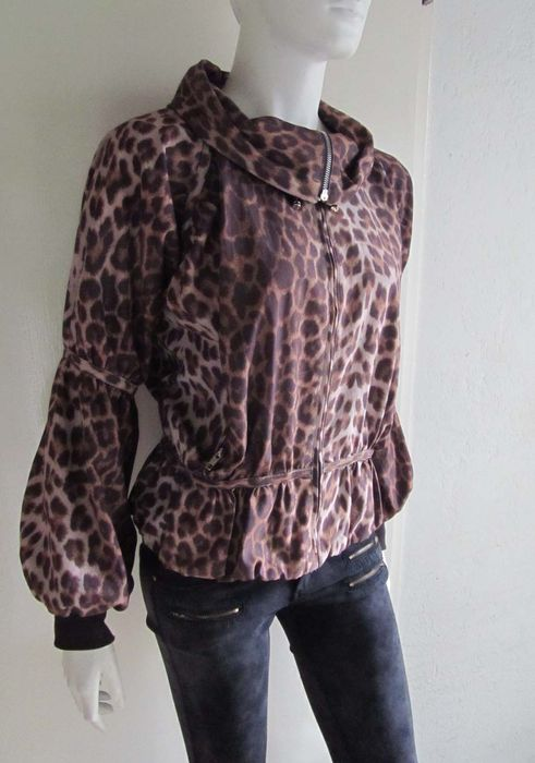 Love Moschino - leopard jacket for sale