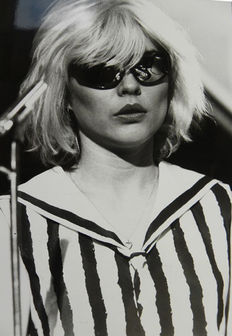 Paul Cox - Blondie/Debbie Harry - 1980