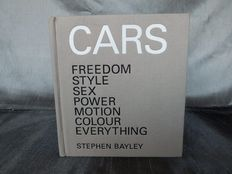 Cars - book:  Design from 1908-2003