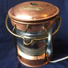 Boat lamp - D.H.R.Holland