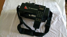 Motorola 4800 X - the first model of fixed phone sold in Italy