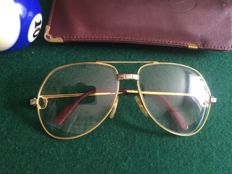 Cartier – Glasses – Vintage Vendôme Santos model no. 697276 – Men's