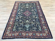 Persian SAROUGH - oriental carpet with certificate of authenticity - approx. 208 x 132 cm - 21st century - VERY GOOD CONDITION