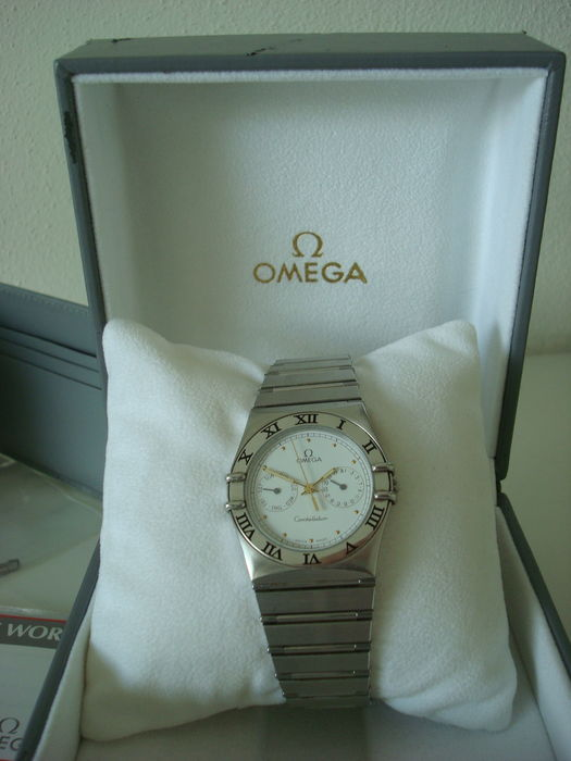Omega Constellation - men's watch - June 1992