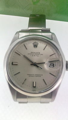 Rolex® Oyster Perpetual Date 34 mm.