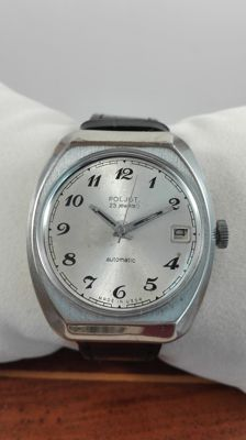 Poljot 23 Jewels Automatic – Men's watch from the USSR era – from the 60s/70s