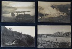 Lot of 33 postcards of the Dutch East Indies - Indonesia - 1931-1934
