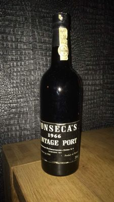 1966 Vintage Port Fonseca's - 1 bottle