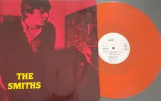The Smiths - Stop Me If You Think You've Heard This Before 1987 German release on Luminous Orange Vinyl