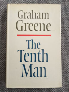 Two first editions by Graham Greene  - 1961 / 1985