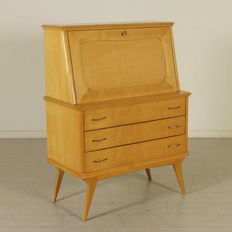 Unknown designer – Chest of drawers with flap door