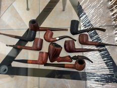 Beautiful lot of 11 pipes