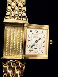 Jaeger-LeCoutlre Reverso Duetto - Ladies' watch