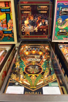 BALLY SPEAK EASY Pinball machine Solid State Electronic