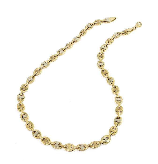 Choker - Ladies - Yellow gold