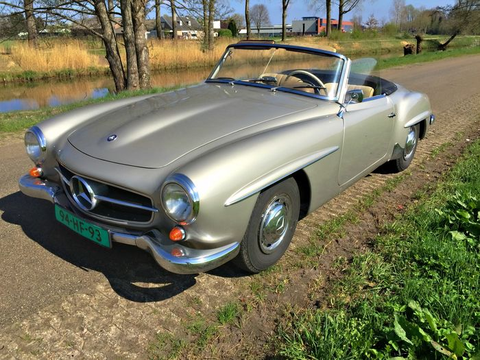 Mercedes Benz - 190 SL- Roadster - 1961