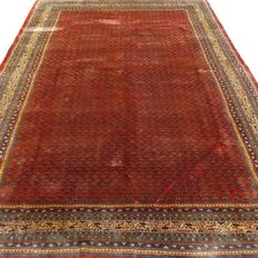 "Sarouk Mir – 325 x 215 cm – ""Extra Large – Modern Persian carpet in mint condition"""