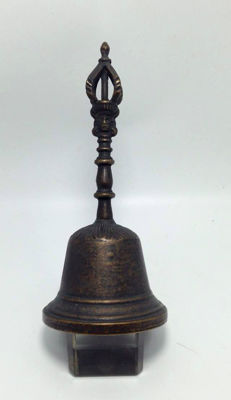 Antique - Ceremony Bronze Bell - United Kingdom - ca 1900/1930