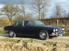 Jaguar - XJ-6 Series 1 4.2 automatic - 1972