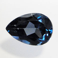 London blue topaz – 4.96 ct – No reserve