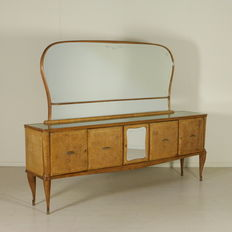 Unknown designer – Buffet with mirror.
