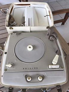 PHILIPS AG 9124 Record Changer