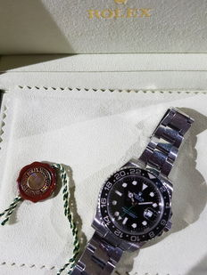 Rolex GMT Master 2 – Ref. 116710LN – Men's watch – 2010