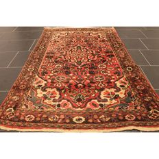 Persian carpet - Sarough - 160 x 95 cm - made in Iran circa 1960 - old carpet / rug