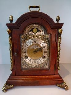 Table clock, bracket model - Warnink - 2nd half of the 20th century