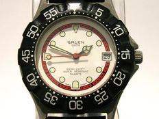 Gruen – Vintage men's watch.