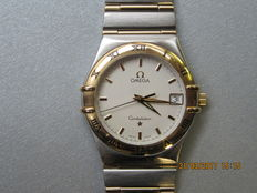 Omega – Constellation – Men's Wristwatch – Steel/ 18k gold- 1999 Calibre 1532