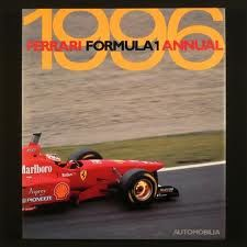 Ferrari Formula 1 Annual  1996, 1997 and 1998  Alfieri, B & I.  Automobilia Publication
