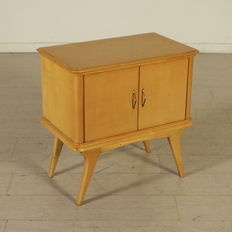 Unknown designer - Nightstand with two doors
