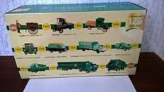 Lion Toys - Scale 1/50 - Lot with 10 models: 1 x Anniversary edition 125 years Technische Unie