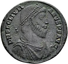 Roman Empire - Julianus II (360-363 A.D.), AE1 Nicomedia 361-63