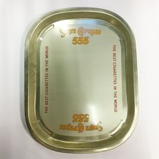 State Express Cigarette Serving Tray - Second Half 20 century