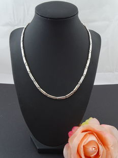 925 kt silver necklace - 45 cm