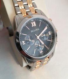 Bulova 98A153 Two Tone – Men's Watch – 2016