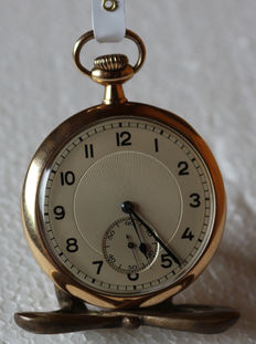 Omega - pocket watch - circa 1910