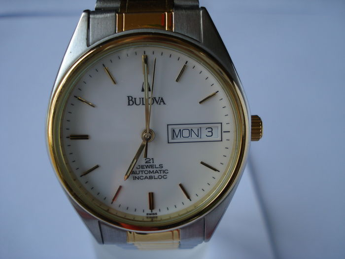 men swiss watch second hand watches buy and sell in the uk and automatic swiss buvola men s watch 1990s serviced