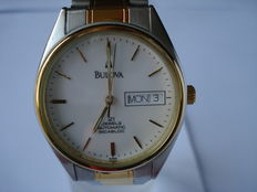 Automatic Swiss Buvola – Men's Watch – 1990s – Serviced