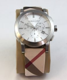 Burberry The City BU9357 Chronograph Watch – Men's wristwatch – Year: 2016