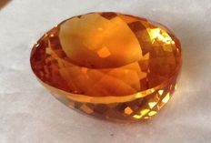 Citrine - Orange / Yellow - 31.93