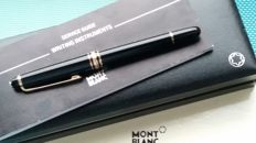 Montblanc meisterstuck - Germany - black 14 k nib -Boxed -Unused